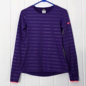 Nike Pro Dri-Fit Long Sleeve Shirt w/ Thumb Holes
